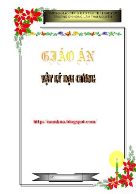 Bìa Bài tiểu luận cực đẹp cho bài word - http://namkna.blogspot.com/