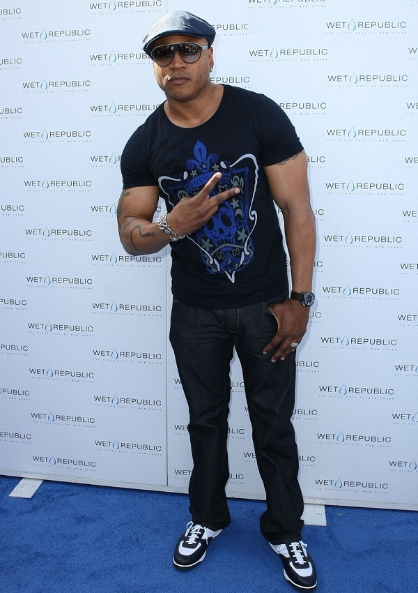 How Tall is LL Cool J? | Celebrity Heights | How Tall Are ...