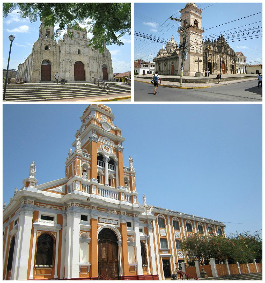 Monumentos de Granada (Nicaragua)