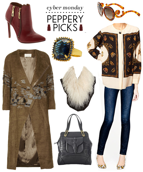 StyleAndPepperBlog.com : : Peppery Picks // Cyber Monday Deals!