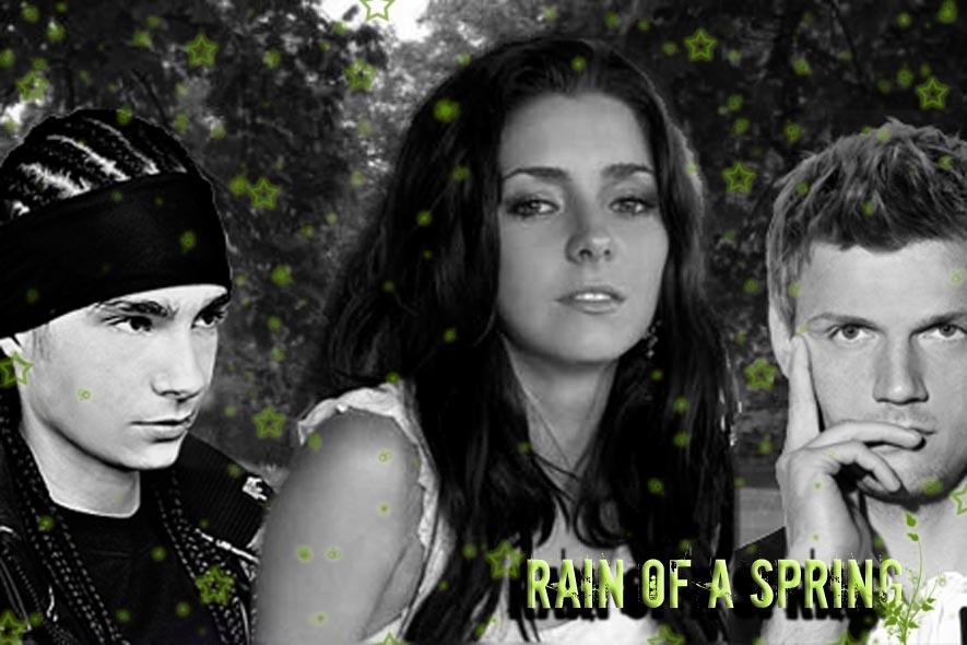Rain of a spring
