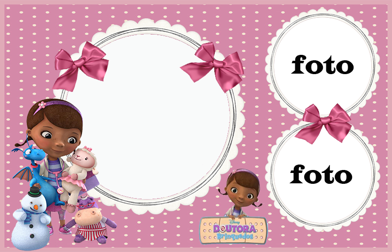 Doc Mcstuffins Invitation Template Free with adorable invitations layout