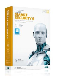 key ESET Smart Security 6 Full