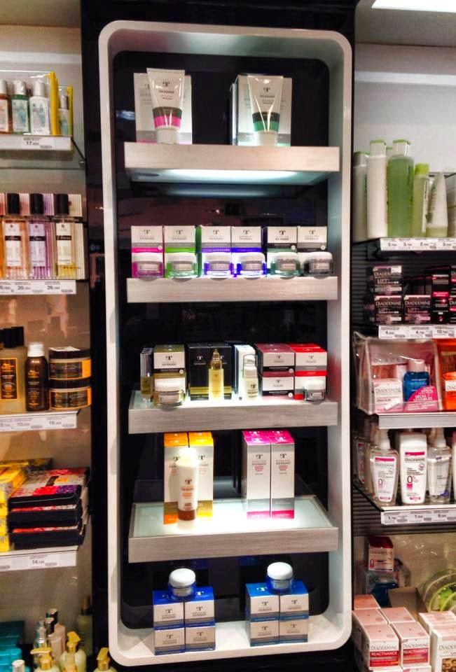 Los productos Eva Rogado en El Corte Inglés de Uría, Oviedo