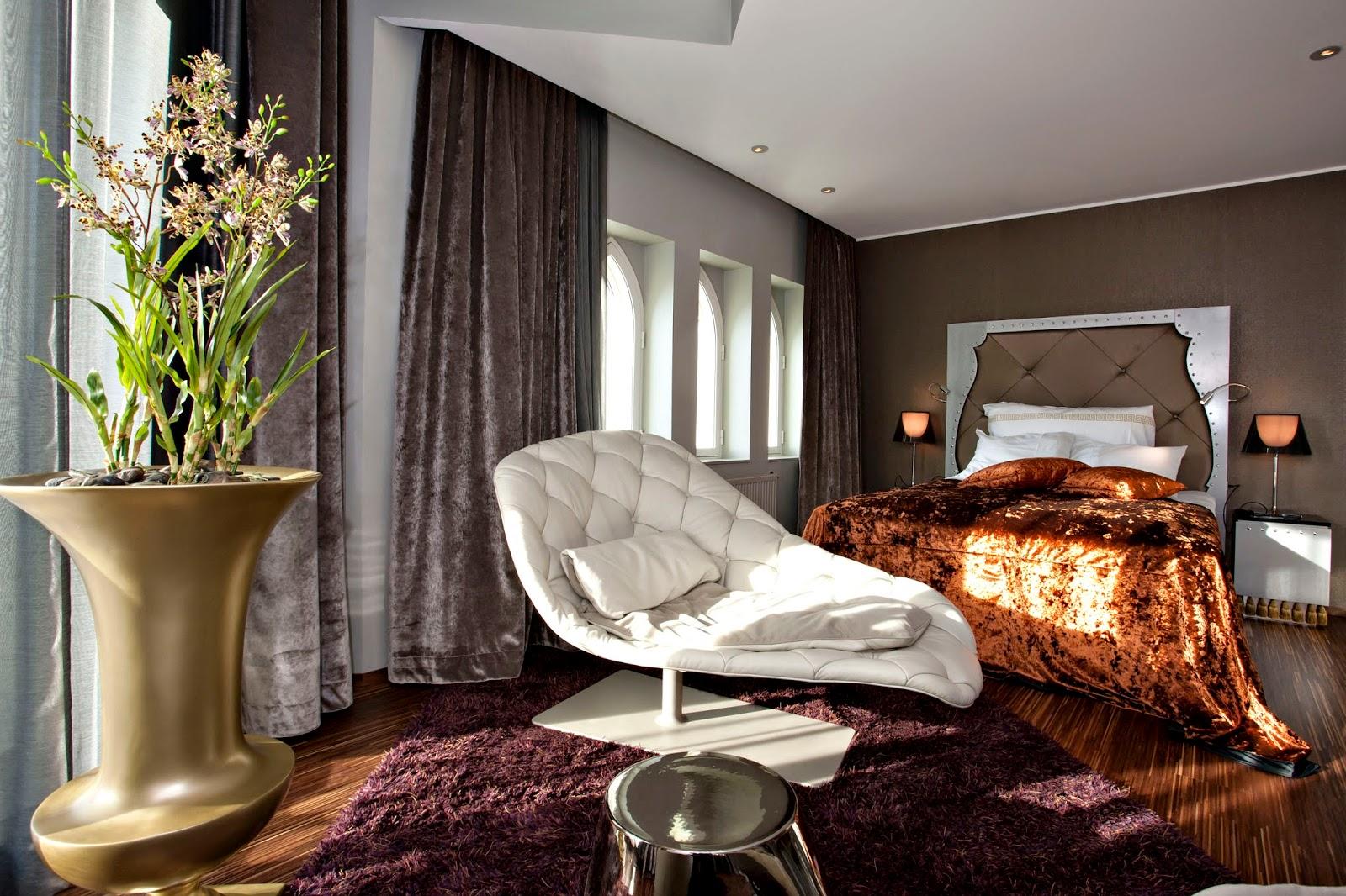Hotellrom på Clarion Hotel Ernst i Kristiansand