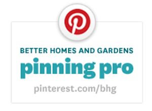 I'm a {BETTER HOMES and GARDENS PINNER PRO!}...VIEW/FOLLOW my boards!!