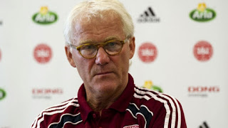 Morten Olsen optimistic to beat Albania on September 4