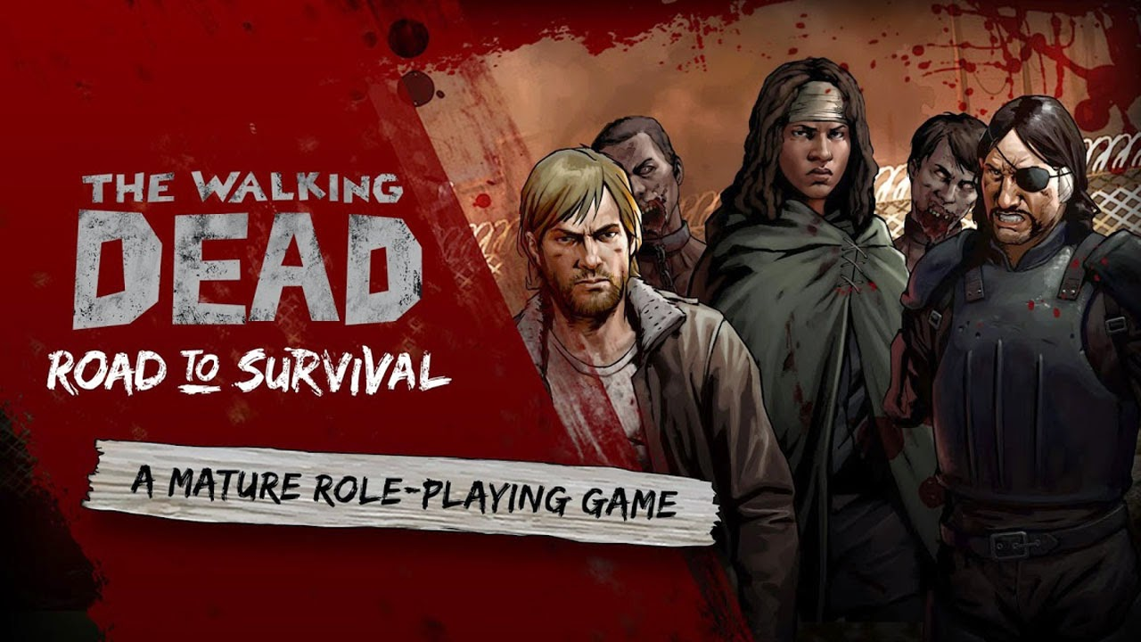 Walking Dead: Road to Survival Gameplay IOS / Android