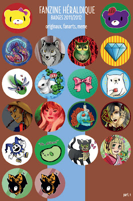 badges héraldique 2