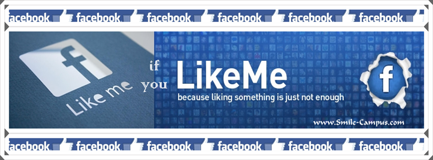 Custom Facebook Timeline Cover Photo Design Border - 1