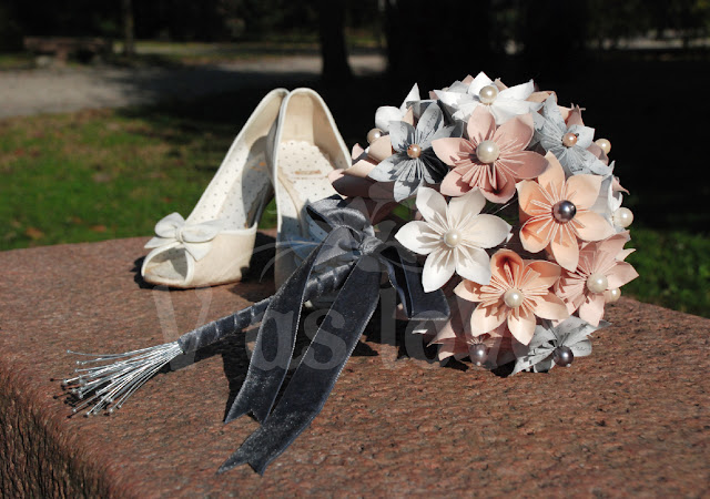 wedding bouquet alternativo personalizzato non floreale alternative non floral