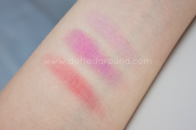 Mulac swatch blush heartbeat