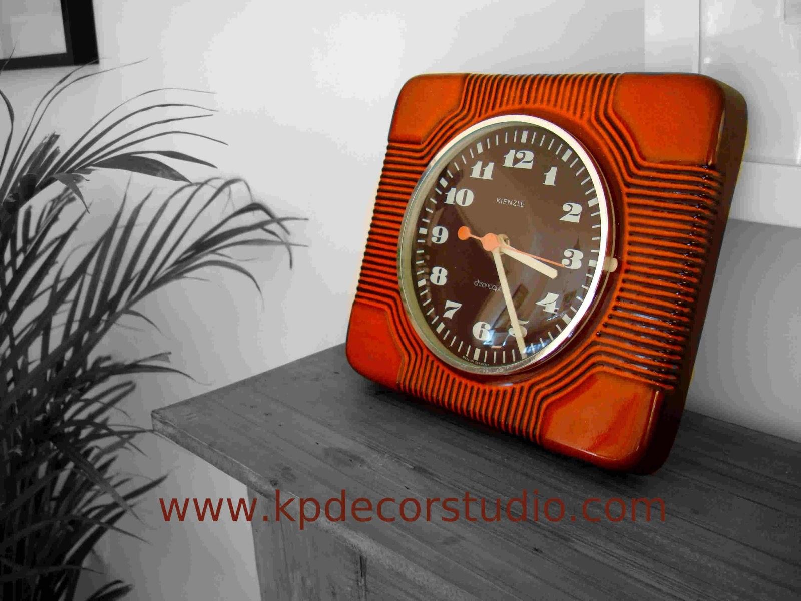 Kp Tienda Vintage Online Reloj De Pared Vintage Estilo Pop A Os  ~ Relojes Grandes De Pared Vintage