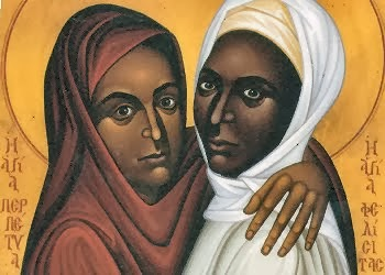St. Perpetua & Felicity