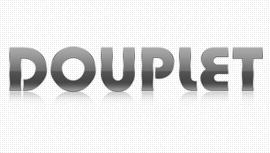 Logo Design - Douplet