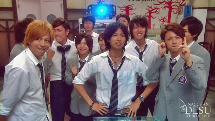 Hanazakari no kimitachi e ikemen paradise 2011 drama review