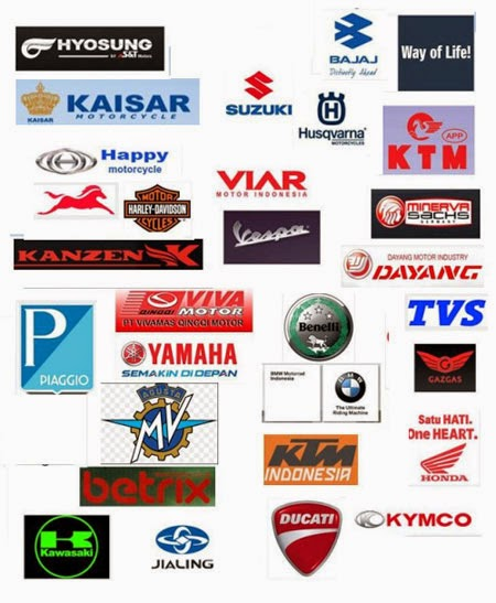 Daftar Pabrikan Sepeda Motor di Indonesia