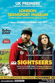 Ver online: Sightseers (2012)