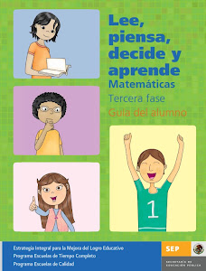 LEE, PIENSA, DECIDE Y APRENDE (GUIA DEL ALUMNO)