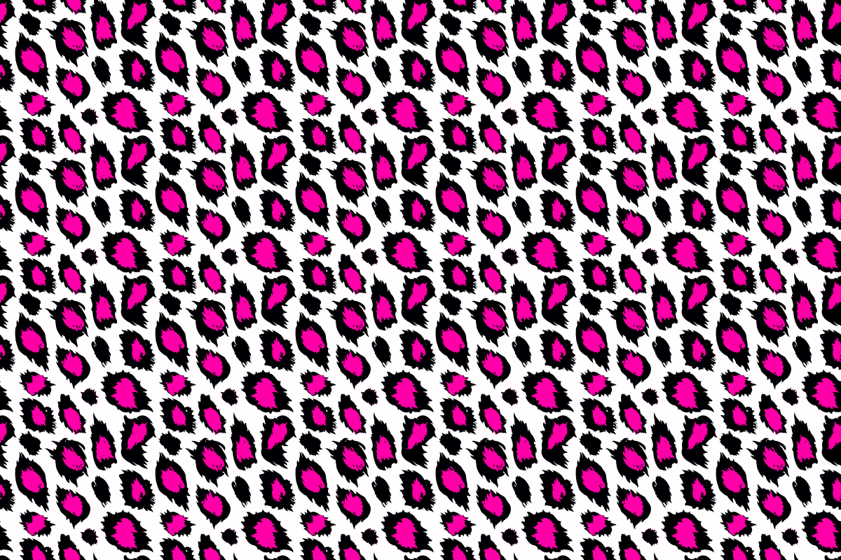 leopard and red wallpaper - photo #26