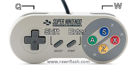 Controle Super Nintendo, imagem, rom, snes emulador
