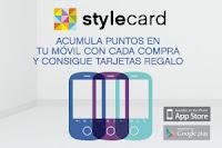 style card smartphones puntos