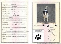 La mia carta d'identità! ihih :D
