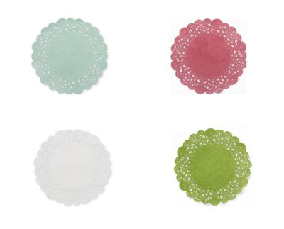 Paper Doilies - Digital Download