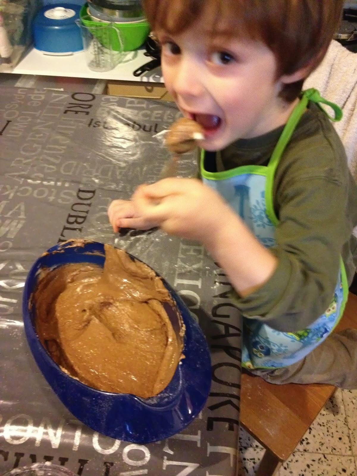 recette des madeleines au chocolats