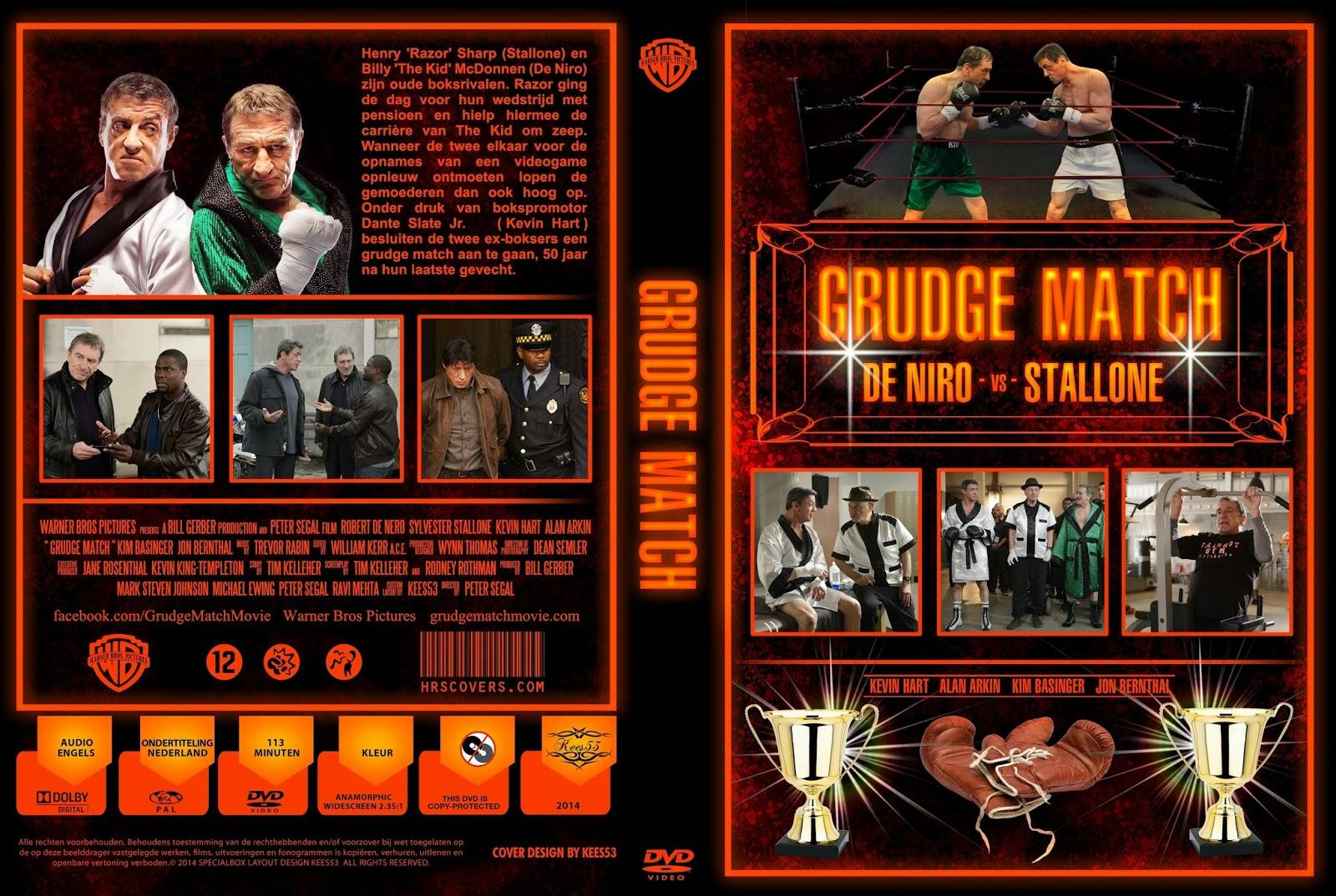 Grudge match dvd cover grudge match 2013 r2 dutch