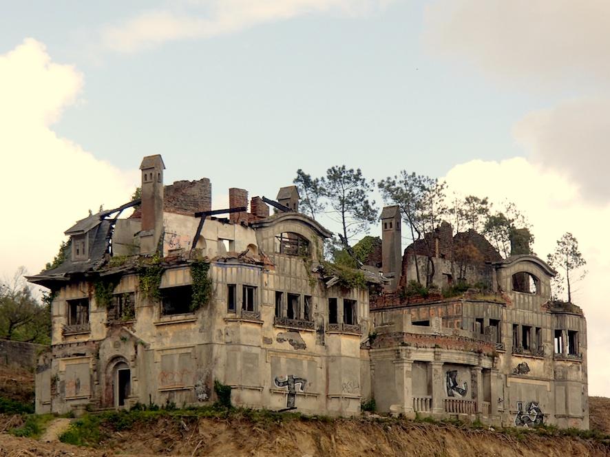 Desde la croa historias la casa baily - Casas en cambre ...