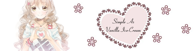 Simple as Vanilla Ice-cream