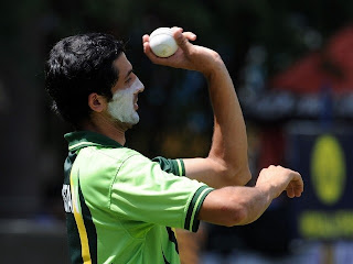 junaid khan pakistani player