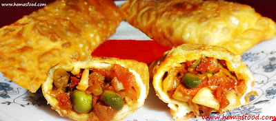 Vegetable Fried Rolls