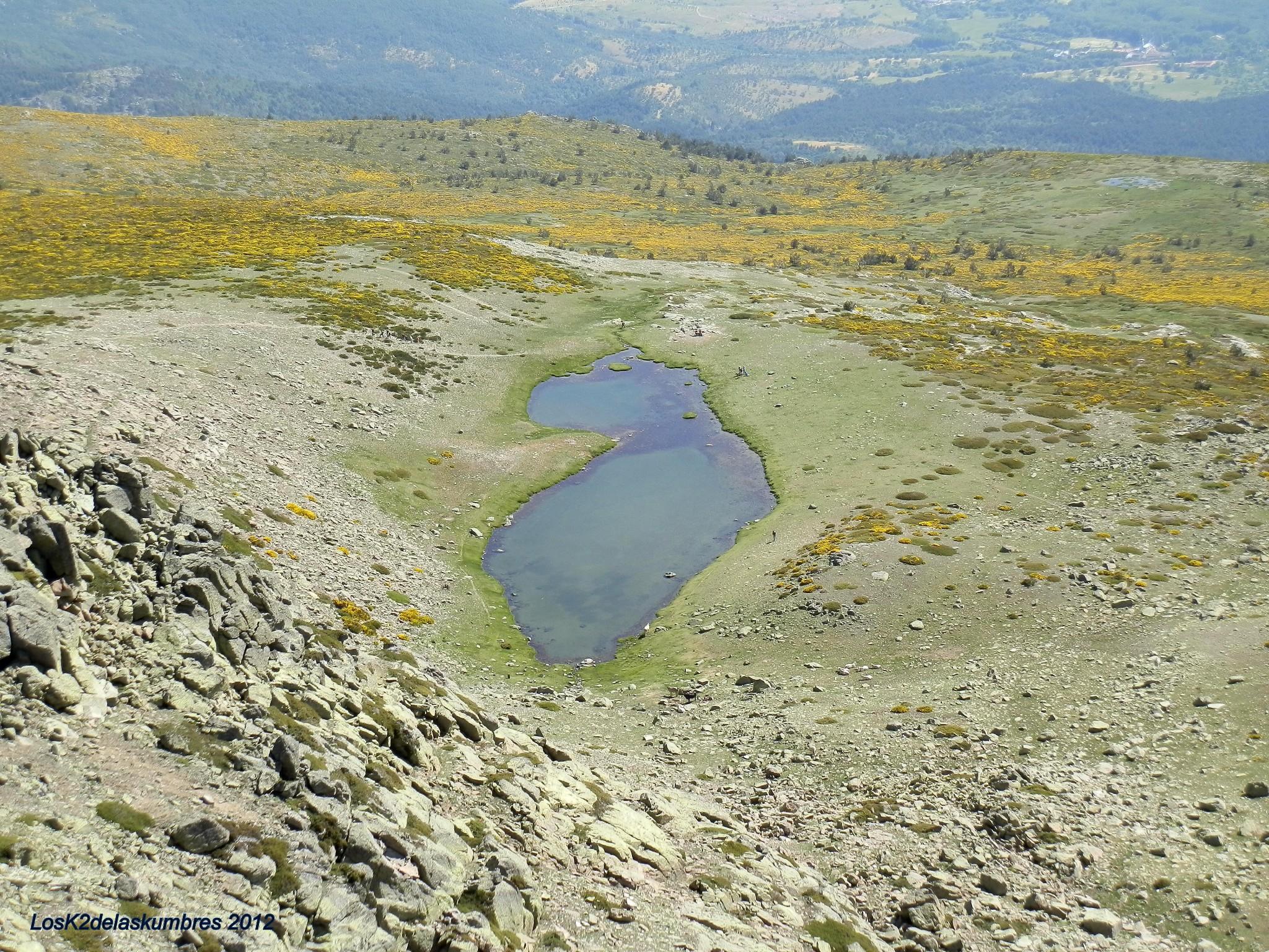 Laguna de los Pajaros, Peñalara