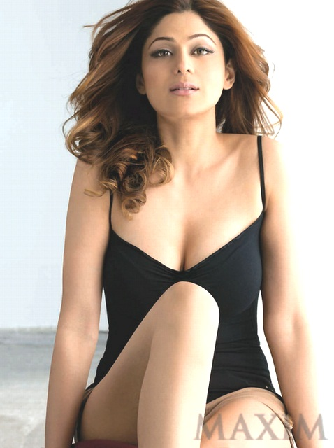 hot celebrities pics-bollywood hot actresses shamita shetty looking sex bomb in sexy pics and photos
