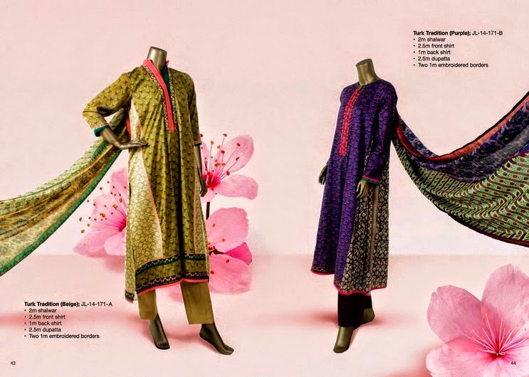 Long Shirts by Junaid Jamshed Kurti