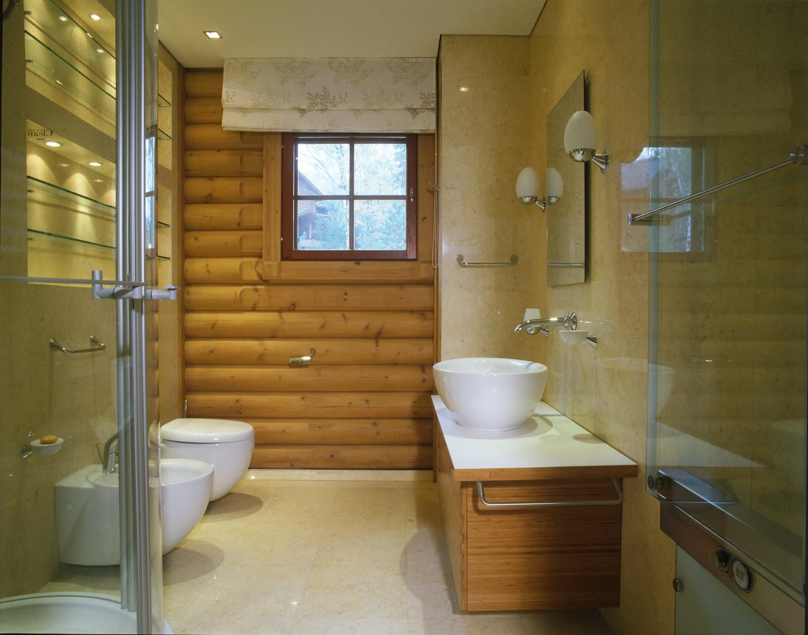 Ванная комната в доме своими руками фото