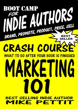 INDIE AUTHOR BOOT CAMP