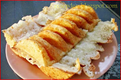Resep dan Cara Membuat Kue Pancong