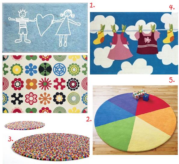 Especial alfombras infantiles for Alfombras infantiles