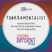 Funkdamentalist Exposed EP Something Different