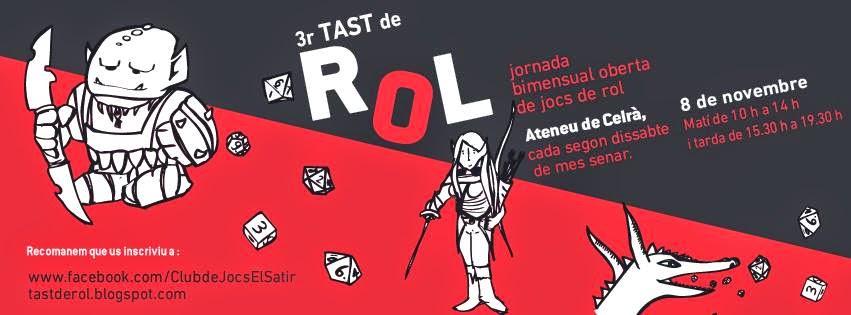 TAST DE ROL