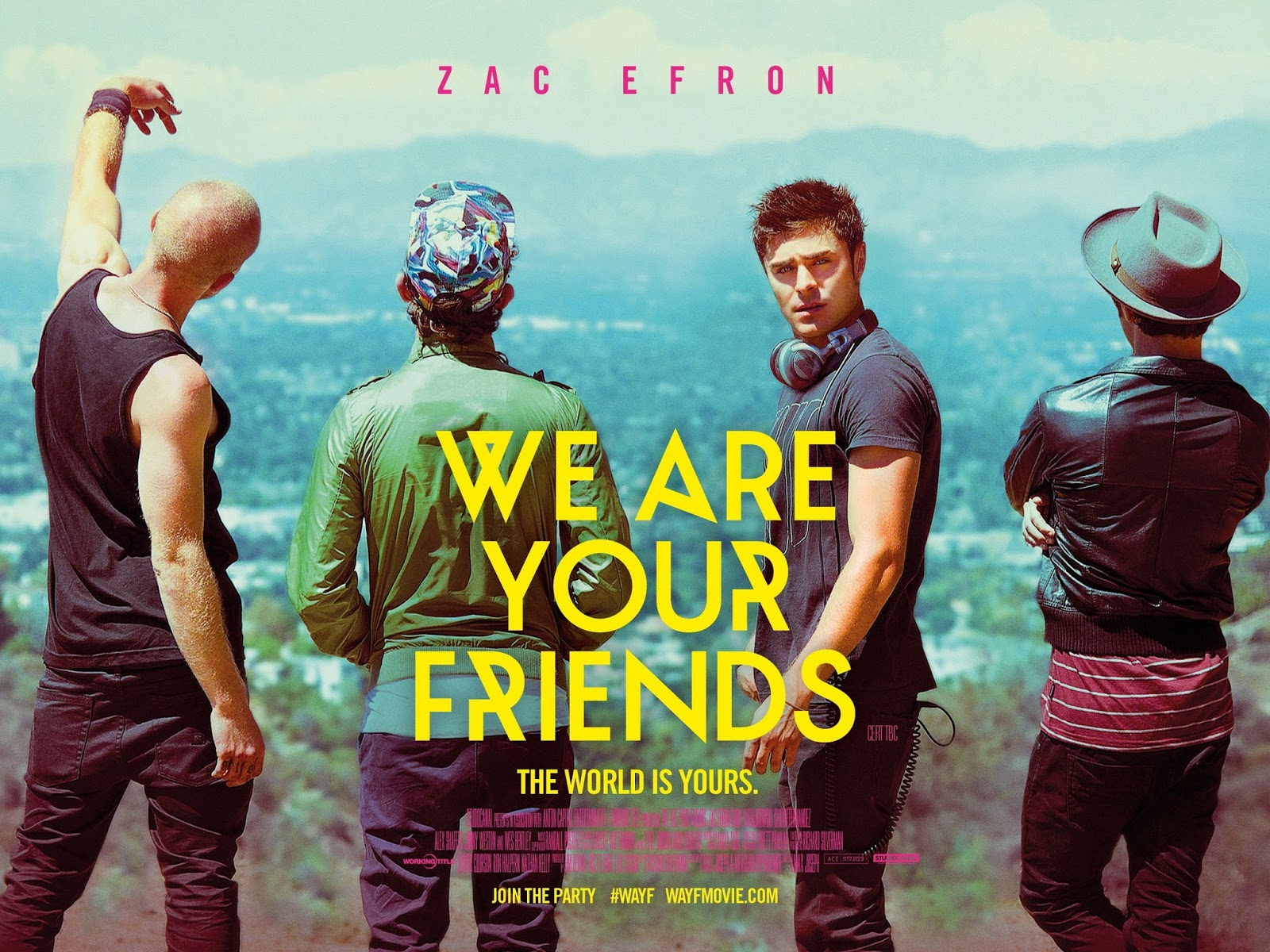 Where are my friends movie