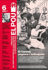 La revista núm. 6  d'EL POU
