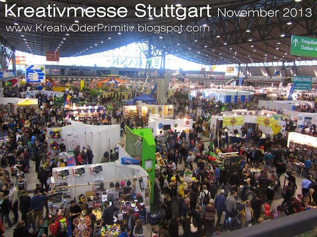 Messe Stuttgart Messeherbst kreativ messe 2013 workshop nähen basteln bewertung parkgebühren eintritt workshop kosten