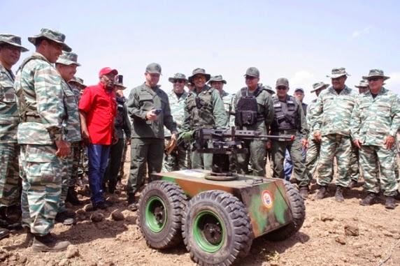 Milicia Bolivariana  - Página 5 Ejercicio16M-4