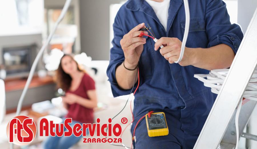 AtuServicio Zaragoza Electricidad