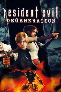 Resident Evil: Degeneración(Baiohazâdo: Dijenerêshon (Biohazard: Degeneration) (Resident Evil CG))