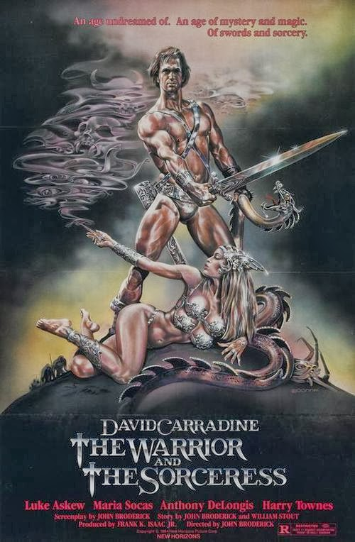 The Warrior and the Sorceress 1984